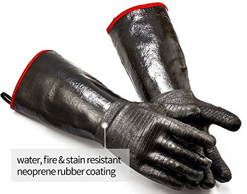 RAPICCA Resistant Insulated Waterproof BlackLong product image
