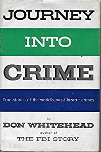 Hardcover Journey Into Crime Book