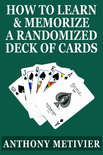 Learn & Memorize a Randomized Deck of Playing Cards ... Using ...