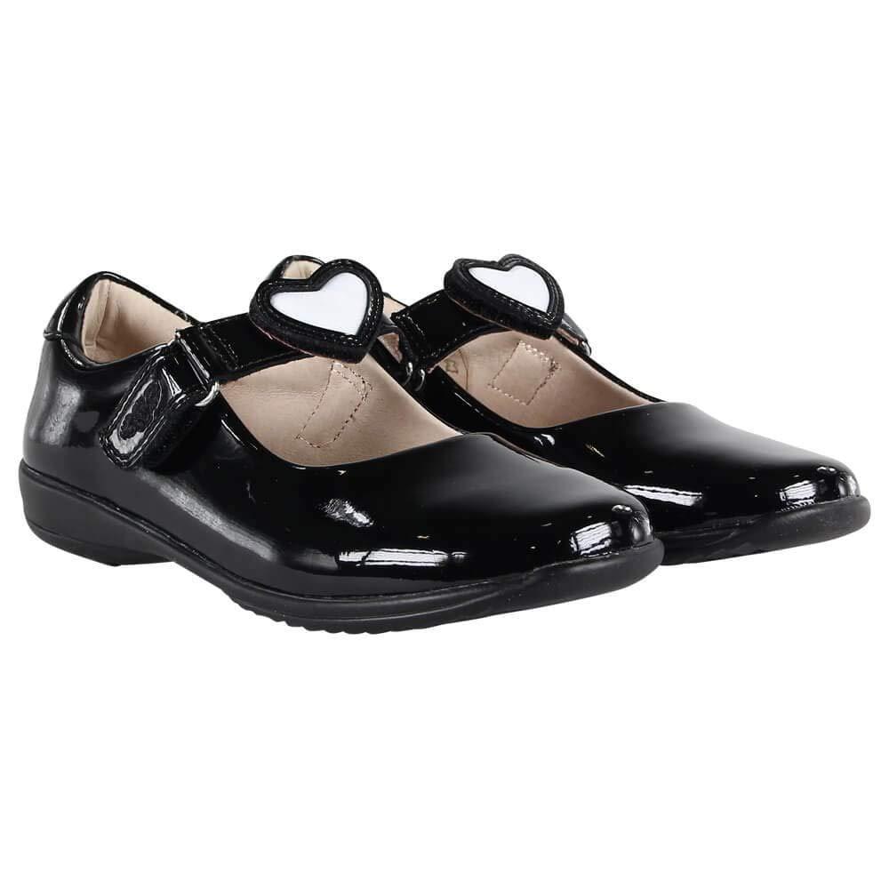 701942e75bc Lelli Kelly Colourissima Girls Infant School Shoes LK9135