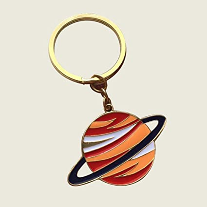Uesae - Llavero con diseño de planeta creativo para hombre o ...
