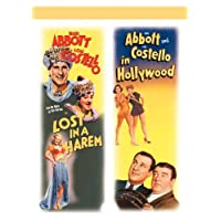 Lost in a Harem/Abbott and Costello in Hollywood (Bilingual) [Import]