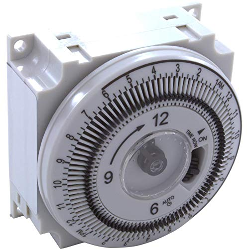 (Hydro-Quip 34-0033 115V 24 Hour Timer Grasslin with Override)