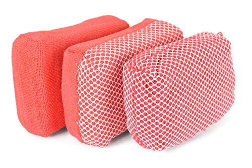 DII Wash and Dry Microfiber Scrub Scour