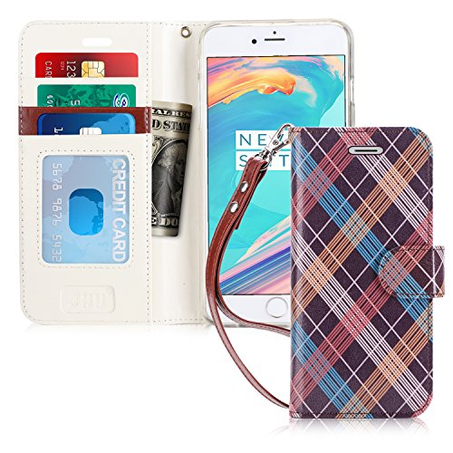 Fyy Iphone 6S Plus Case  Iphone 6 Plus Case   Kickstand Feature  Flip Folio Leather Wallet Case With Id Credit Card Pockets For Apple Iphone 6 6S Plus  5 5   Pattern 41