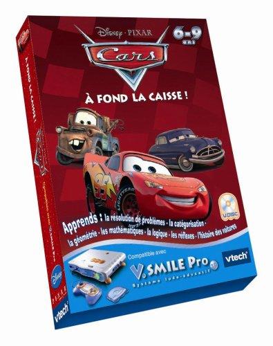 V.Smile Jeu /éducatif Jeu  Pro Cars
