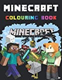 Minecraft Colouring Book: +55 High Quality