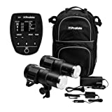 Profoto B1X 500 AirTTL Location Kit, Includes Two B1X 500 AirTTL Flash Heads, Two Li-on Batteries MKII, Battery Charger, Car Charger and Backpack TTL-S Air Remote for Olympus Cameras