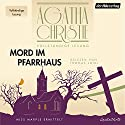 Mord im Pfarrhaus Audiobook by Agatha Christie Narrated by Thomas Loibl