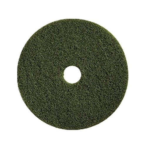 Boss Cleaning Equipment B200584 Green Scrub Pad, ()