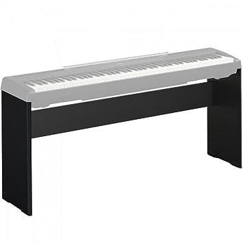 Yamaha L85A - Soporte para órgano/teclado, color negro: Amazon.es: Instrumentos musicales