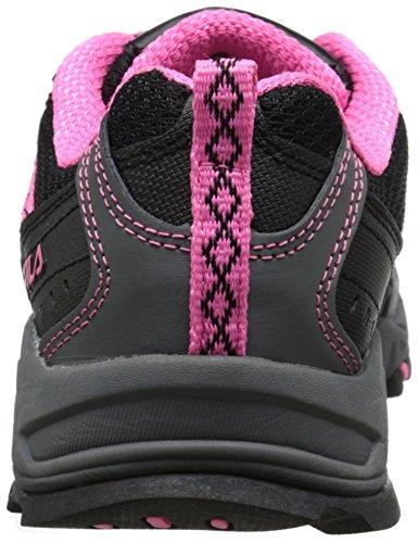 Fila Womens Ascent 12 Scarpa Da Corsa Nero / Sugarplum / Castello Rock