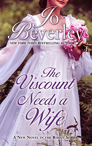 book cover of The Viscount Needs a Wife