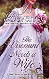 The Viscount Needs A Wife (Thorndike Press Large Print Romance)