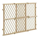 #10: Evenflo Position and Lock Wood Gate
