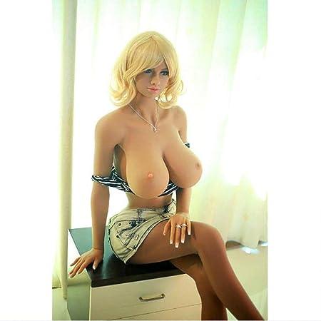 WLLZW Muñeca Sexual de Silicona Inflable Vagina/Anus Sex ...