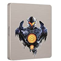Pacific Rim Uprising Steelbook