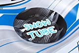 JOYIN Snow Tube, 47 Inches Inflatable Snow Sled for Kids and Adults, Heavy Duty Inflatable Snow Tube Made by Thickening Material of 0.6mm