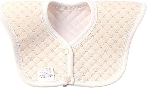 HEALIFTY Babero de cinco puntas, babero, bebé, toalla, algodón ...
