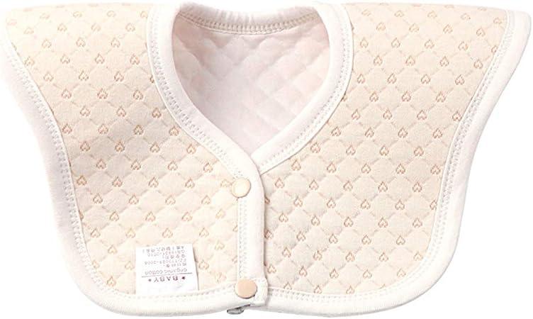SUPVOX Babero de algodón para niño niña Baberos para babear Baberos para bebés (Estilo Aleatorio): Amazon.es: Hogar