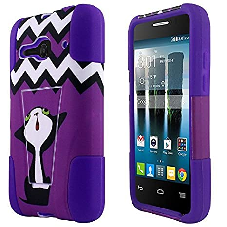 Amazon.com: Para Alcatel One Touch Evolve 2 4037t/Pixi ...