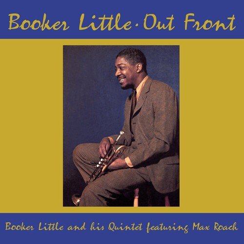 CD : Booker Little - Out Front (United Kingdom - Import)