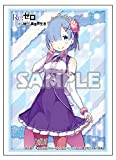 Re:Zero Starting Life in Another World Rem Birthday Limited Card Game Character Sleeves Collection Anime Girls Art