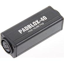 RapcoHorizon Rapco Horizon PADBLOX-40 Pad Blox Xlrf to Xlrm-30Db Signal Processor