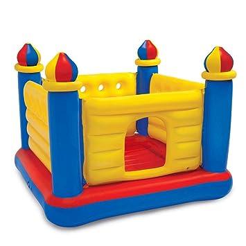 WJSW Castillos hinchables Castillo Inflable para niños Juguetes de ...