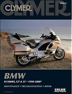 BMW K1200RS, LT AND GT 1998-2010 (Clymer Motorcycle Repair)] [By: Penton  Staff] [May, 2000]: Penton Staff: Amazon.com: BooksAmazon.com