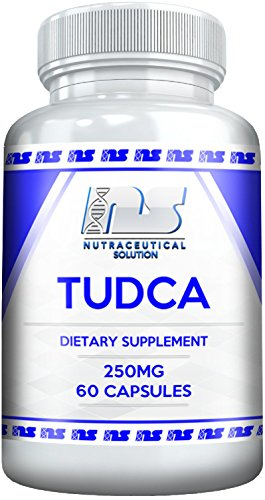TUDCA (250mg / 60ct) by Nutraceutical Solution - Tauroursodeoxycholic Acid