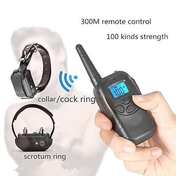 Remote control shock sex toy