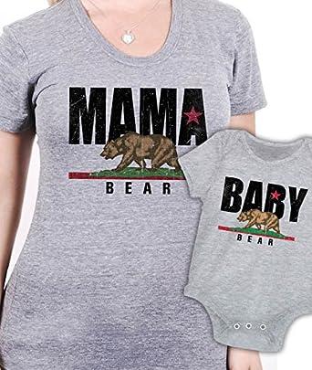 Baby bear Onesie\u2122  Free Shipping  body suite gerber\u2122  Carter\u2122  family  mama bear