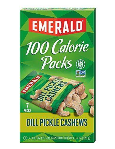 Emerald Pickle Cashews Packages Count product image