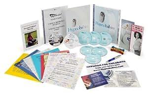 Hypnobabies Home Study Course for Expectant Mothers Plus 2 Bonus CDs