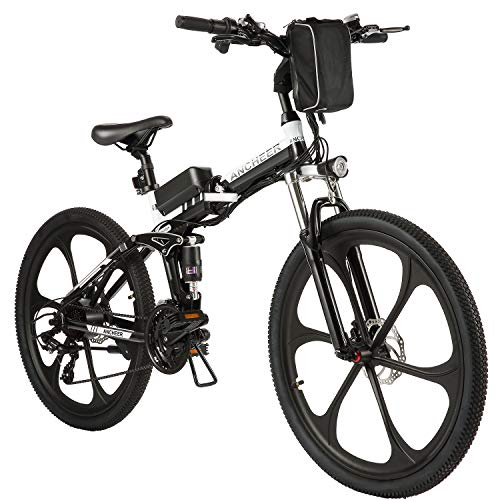 ANCHEER Electric Bike Folding