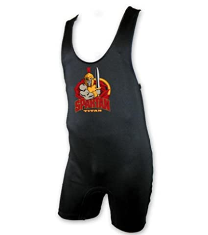 67b4be2f15 Amazon.com : Titan Spartan Squat Deadlift Powerlifting Suit : Clothing