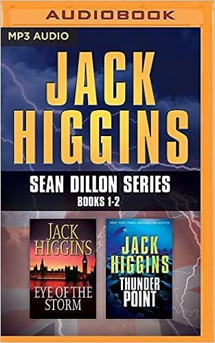 Amazon jack higgins sean dillon series books 1 2 eye of amazon jack higgins sean dillon series books 1 2 eye of the storm thunder point 9781522610311 jack higgins michael page books fandeluxe Epub