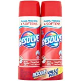 Resolve High Traffic Carpet Cleaner Foam Value Pack, Twin Pack, 22 Ounce (2-Pack)