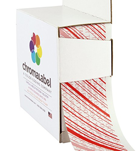 """1-3/8"""" x 480"""" Tamper Evident Tape 