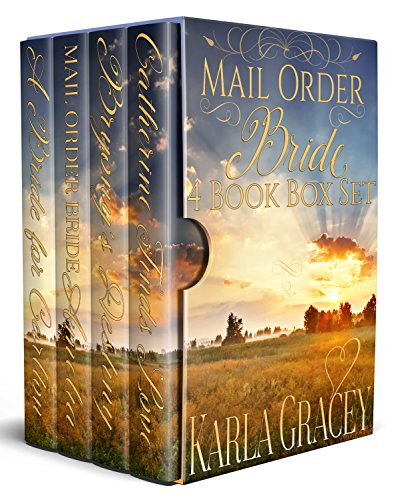 Critics describe these books as a very sweet invigorating set of books which are heart-warming, full of love, mystery, hope, and the true meaning of friendship.Includes 4 series starter books (Faith Creek Brides #1, Sun River Brides #1, Silver Riv...