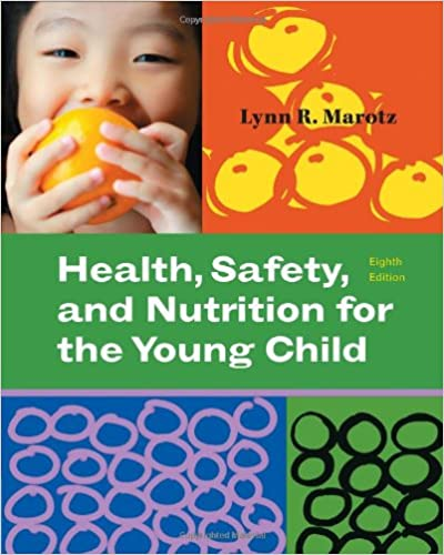 Amazoncom Health Safety And Nutrition For The Young Child