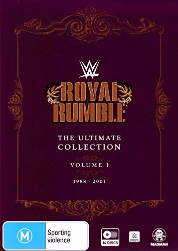Buy royal rumble dvd 1988