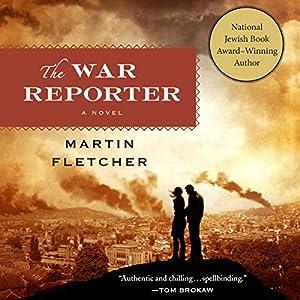 The War Reporter Audiobook