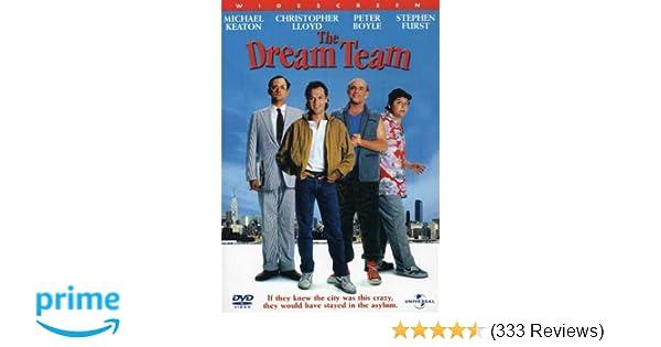 Amazon com: The Dream Team: Michael Keaton, Christopher