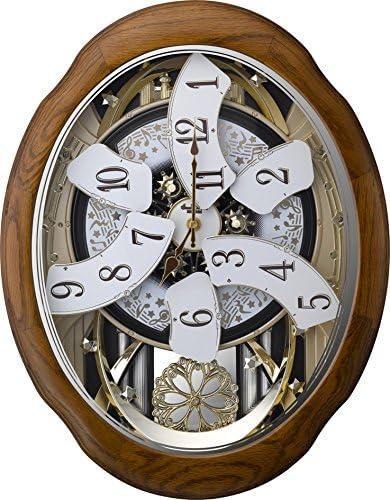 Rhythm Clocks Joyful Meditation Magic Motion Clock
