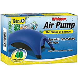 Tetra 40-Gallon, Air Pump