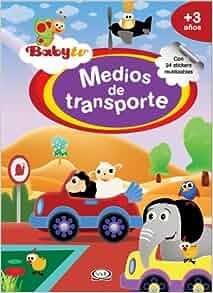 BABY TV MEDIOS DE TRANSPORTE: EDITOR: 9789876125468: Amazon.com: Books