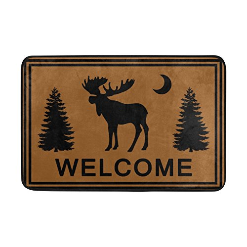 Moose Door Mat - 3