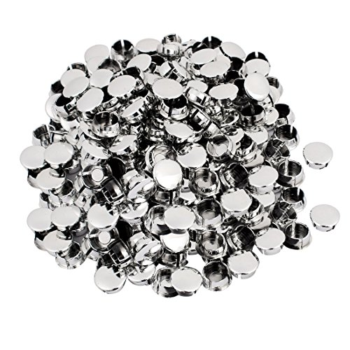 uxcell Furniture Plastic Round Flush Mount Cable Connector Hole Covers 19mm Dia 300pcs by uxcell